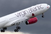 G-VSXY - Virgin Atlantic Airbus A330-300 aircraft