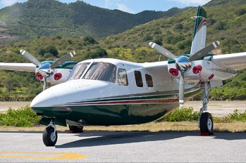 N715LG - Private Aero Commander 500