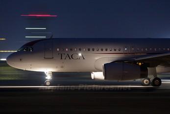 N497TA - TACA Airbus A320