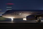 N497TA - TACA Airbus A320 aircraft
