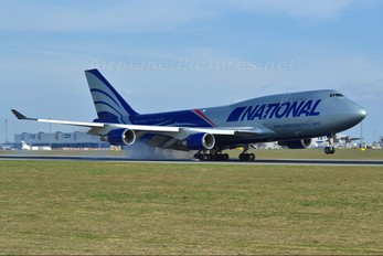 TF-ALF - National Airlines Boeing 747-400BCF, SF, BDSF