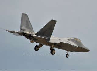 04-4068 - USA - Air Force Lockheed Martin F-22A Raptor
