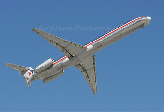 N9625W - American Airlines McDonnell Douglas MD-83