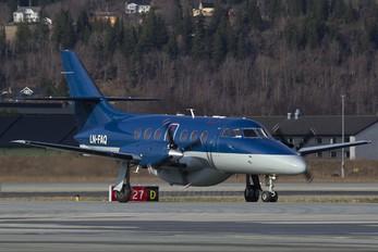 LN-FAQ - Helitrans Scottish Aviation Jetstream 31