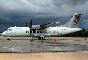 XA-RCA - Regional Cargo ATR 42 (all models)