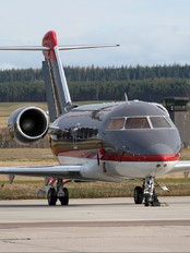 G-LVLV - Gama Aviation Canadair CL-600 Challenger 604