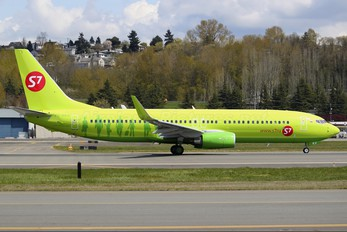 VQ-BKV - S7 Airlines Boeing 737-800