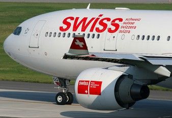 HB-IQQ - Swiss Airbus A330-200