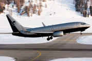 VP-BRT - Private Boeing 737-700 BBJ aircraft