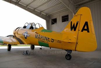 N452WA - Warbird Adventures North American Harvard/Texan (AT-6, 16, SNJ series)