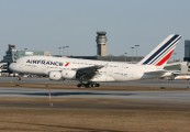 First AF A380 scheduled arrival to Montreal for the Summer title=