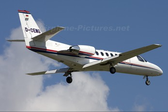 D-CEMG - Private Cessna 560 Citation Ultra