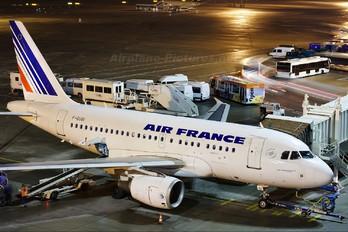F-GUGI - Air France Airbus A318