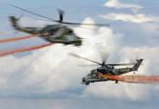 7354 - Czech - Air Force Mil Mi-24V aircraft