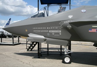 - - Lockheed Martin Lockheed Martin F-35 Lightning II