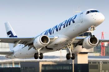 OH-LKP - Finnair Embraer ERJ-190 (190-100)