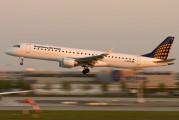 D-AEMB - Augsburg Airways - Lufthansa Regional Embraer ERJ-195 (190-200) aircraft