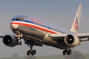 N374AA - American Airlines Boeing 767-300 aircraft