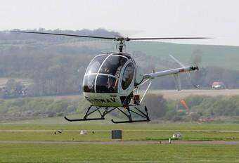 G-BWAV - Private Schweizer 300