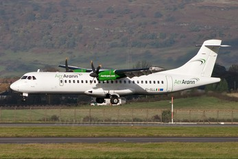 EI-SLL - Aer Arann ATR 72 (all models)