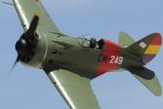 EC-JRK - Fundación Infante de Orleans - FIO Polikarpov I-16 Type 24 Ishak aircraft