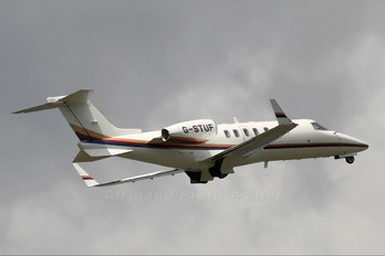 G-STUF - Air Partners Private Jets Learjet 40