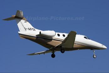 I-AFOI - Private Hawker Beechcraft 390 Premier