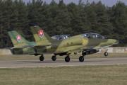 4703 - Slovakia -  Air Force Aero L-39ZAM Albatros aircraft