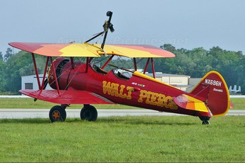 N696H - Private Boeing Stearman, Kaydet (all models)