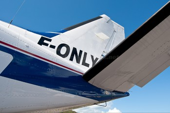 F-ONLY - TAI - Transports Aériens Intercaraïbes Cessna 404 Titan