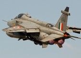 JS129 - India - Air Force Sepecat Jaguar IS aircraft
