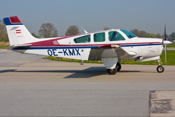 OE-KMX - Private Beechcraft 33 Debonair / Bonanza