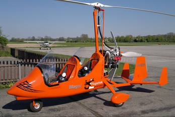D-MZYK - Private Magni M-16 Tandem Trainer