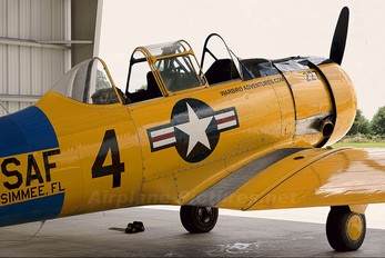 N455WA - Warbird Adventures North American Harvard/Texan (AT-6, 16, SNJ series)