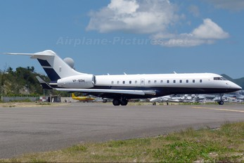 VP-BOW - Private Bombardier BD-700 Global Express