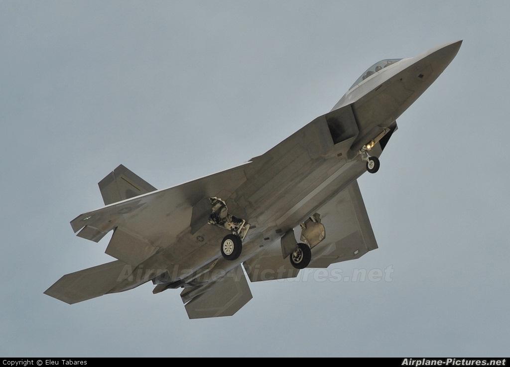 USA - Air Force 04-4068 aircraft at In Flight - Nevada