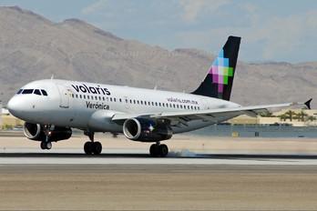 XA-VOK - Volaris Airbus A319