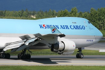 HL7600 - Korean Air Cargo Boeing 747-400F, ERF
