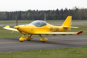 OO-F99 - Private FK Lightplanes FK14 Polaris