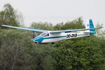 OO-ZKB - Private Schleicher K-8B