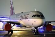 A7-MBK - Qatar Amiri Flight Airbus A320 aircraft