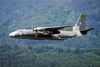 2408 - Czech - Air Force Antonov An-26 (all models)