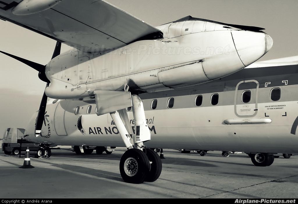 Air Nostrum - Iberia Regional PH-DXB aircraft at Barcelona - El Prat