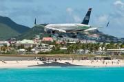 N201UU - US Airways Boeing 757-200 aircraft