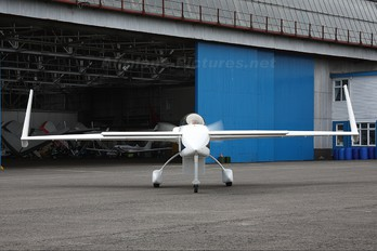 G-BZMF - Private Rutan Long-Ez