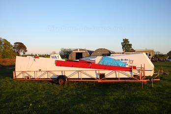 G-DDBX - Unknown PZL SZD-9 Bocian