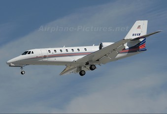 N44M - Private Cessna 680 Sovereign