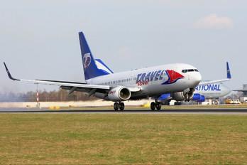 OK-TVN - Travel Service Boeing 737-800