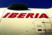 EC-JXV - Iberia Airbus A319 aircraft