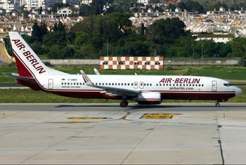 D-ABBA - Air Berlin Boeing 737-800